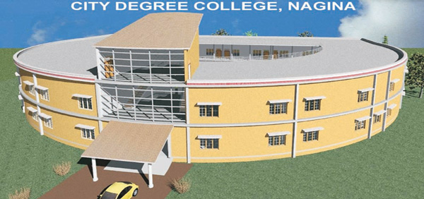 city degree college nagina