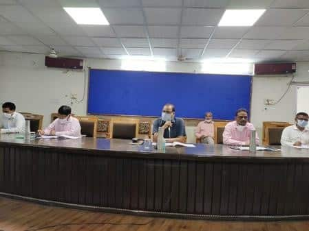 dm bijnor meeting