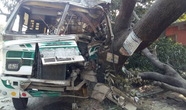kiratpur accident